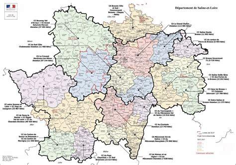 actualit 233 11 des communes de sa 244 ne et loire vont changer d arrondissement