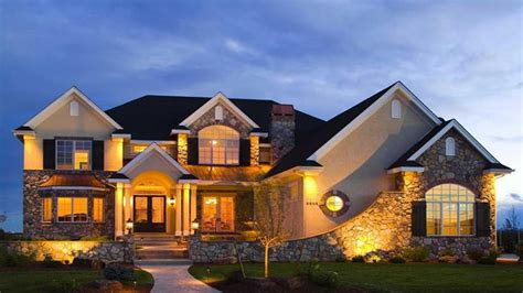 brick house facades luxury homes house plans beautiful luxury homes  plans interior