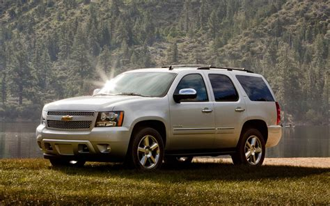 2012 Chevrolet Tahoe Reviews And Rating