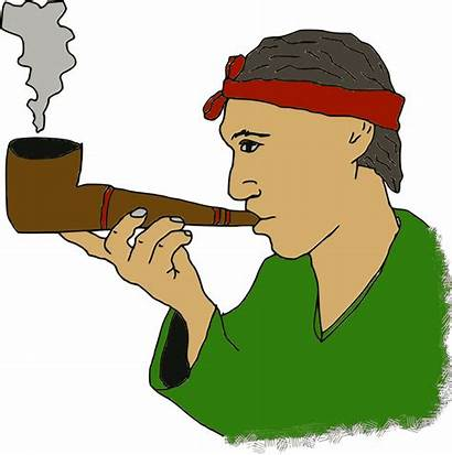 Clipart Pipe Cigar Webstockreview