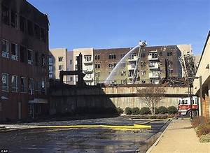 Huge fire engulfs apartment building under construction ...