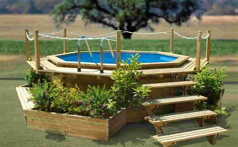 Clearance Above Ground Swimming Pools  Pool Design Ideas
