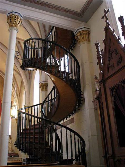 New Mexico Church With Spiral Staircase by Urban Legends February 2012