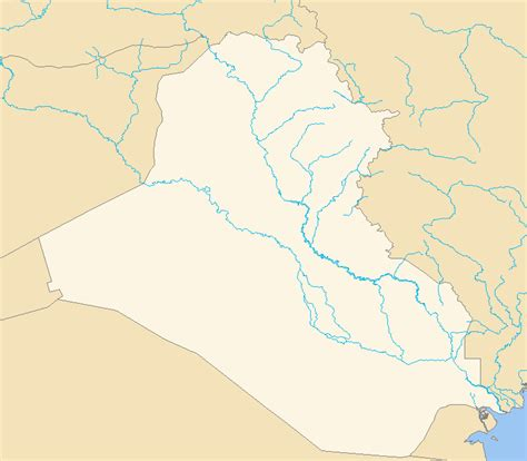 Fileiraq Outline Mappng