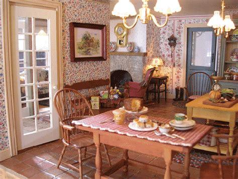 pats miniatures rose cottage