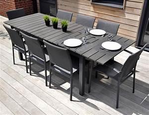 Soldes Table De Jardin : soldes table de jardin ~ Edinachiropracticcenter.com Idées de Décoration