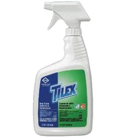 Tilex Bathroom Cleaner Ingredients by Tilex Soap Scum Remover Clo 01126 D Orazio Cleaning Supply