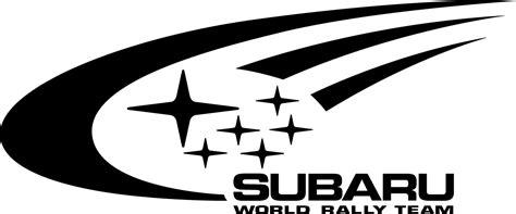 subaru logo transparent car and motorbike stickers subaru rally