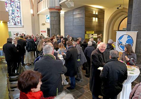 Fairtrade Mönchengladbach Bilder Der Veranstaltung In Der Citykirche Mönchengladbach