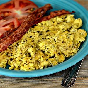 Pesto Scrambled Eggs recipe - All recipes UK