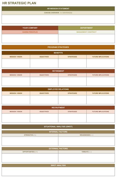 human resource management smartsheet