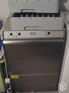 Lave Vaisselle Metro : lave vaisselle tbe metro 990 34000 montpellier ~ Premium-room.com Idées de Décoration