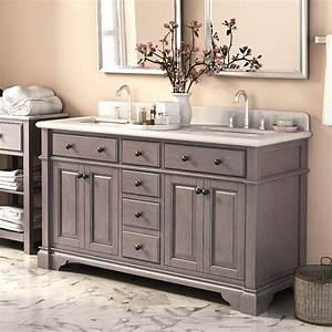 Lanza, Casanova, Wf6956-60, 60, In, Double, Bathroom, Vanity, Set