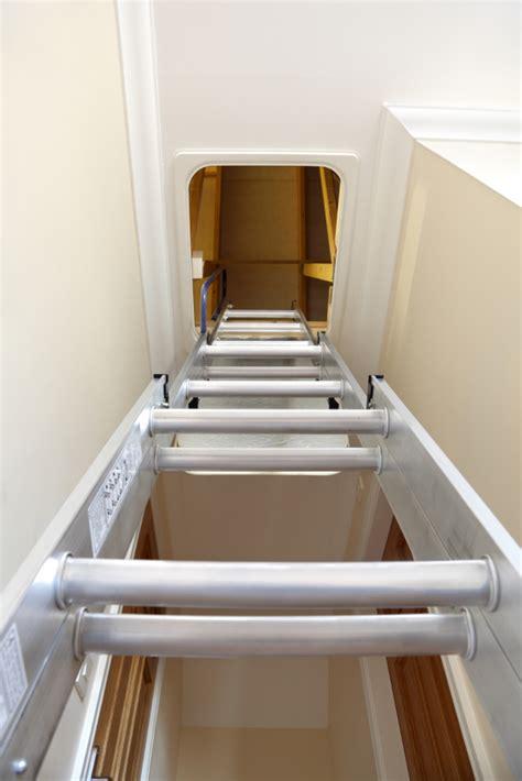 escalier escamotable electrique stunning autres vues