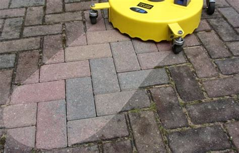 how to clean grease patio pavers driveway cleaning