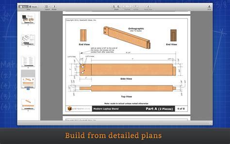 sketchlist offers  woodworking design software  macs