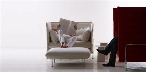 canapé alcove bouroullec vitra alcove sofa