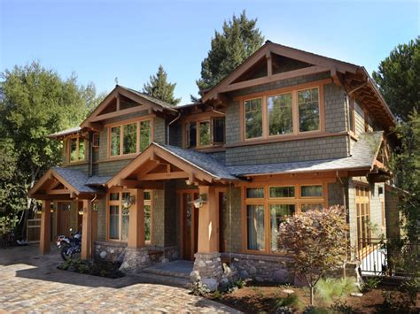 New designs in all sizes from affordable to luxury with gorgeous entryways and open living floor plans. Craftsman Style Home Architecture Robert R. Blacker House ...