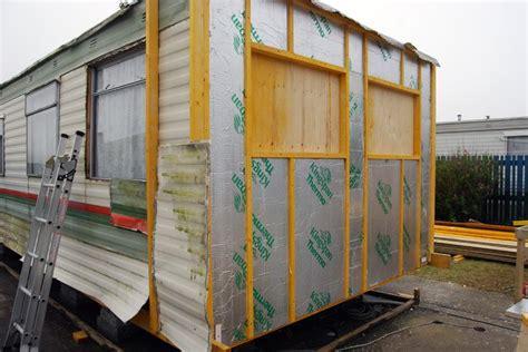 static caravan insulation google search static caravan