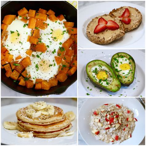 protein packed post workout breakfasts   diet