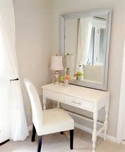 corner vanity table ideas for comfy yet beautiful room