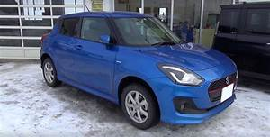 Suzuki Swift Hybride : 2017 suzuki swift hybrid rs 4wd gets pov test drive in japan autoevolution ~ Gottalentnigeria.com Avis de Voitures