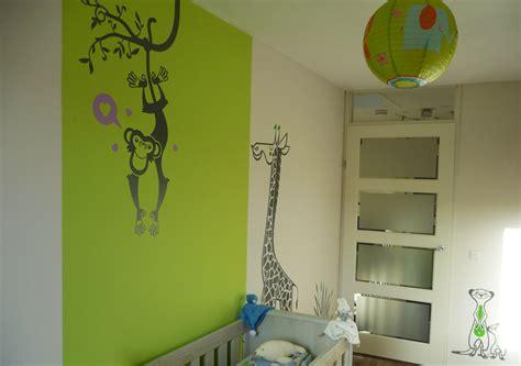 chambre enfant savane d 233 co chambre jungle ou savane