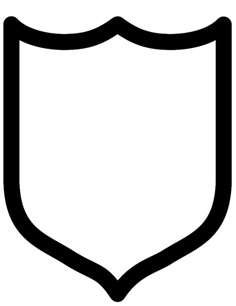 Blank Soccer Crest Templates by Soccer Crest Template Cliparts Co
