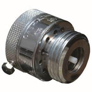 "Cash Acme 17195-0000, V-3C 3/4"" Chrome Plated Vacuum Breaker Hose Bibb Type"