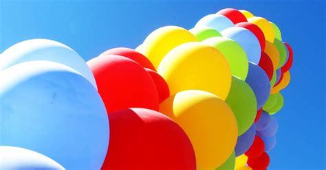 balon dan gambar gambar balon dengan warna warni cantik gudang gambar