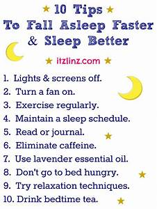 10 Best ideas about How To Sleep Faster on Pinterest