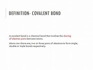 Chemical BONDING ppt video online download