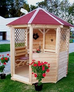 Pavillon Im Garten : pavillon gartenlauben rembart holz im garten ~ Eleganceandgraceweddings.com Haus und Dekorationen