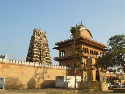 Vrindavan Temple Rang Nath Ranganatha Sri Ji