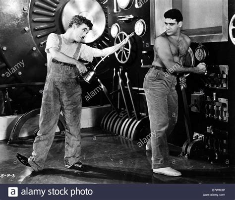 les temps modernes modern times 233 e 1936 usa chaplin stock photo royalty free image