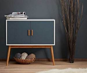 Living room storage cabinets with doors in dark grey for Living room cabinet with doors