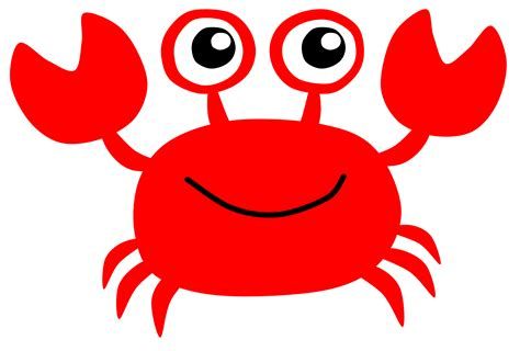 Crab Black And White Crab Clip Art Black And White Free