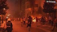 人禍釀大爆炸 黎巴嫩百姓上街示威 - 華視新聞網