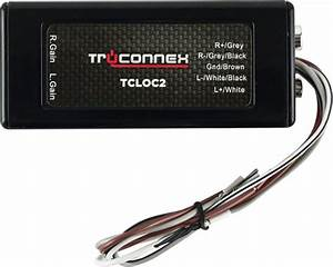 Metra Two Channel Line Output Converter Black Tc-loc2