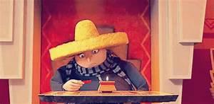 Nacho Hat GIF - Despicableme Cincodemayo 5demayo GIFs ...