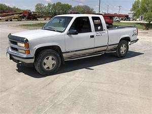 1997 Chevy K1500 Extended Cab Truck Cons3989