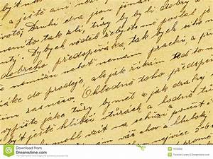 vintage handwriting stock images image 1872334 With old fashioned letter writing paper