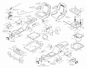 Dixon 4515b  2004  Parts Diagram For Body