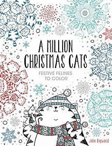Download A Million Christmas Cats Festive Felines to Color  John Bigwood pdf  turtjablocon