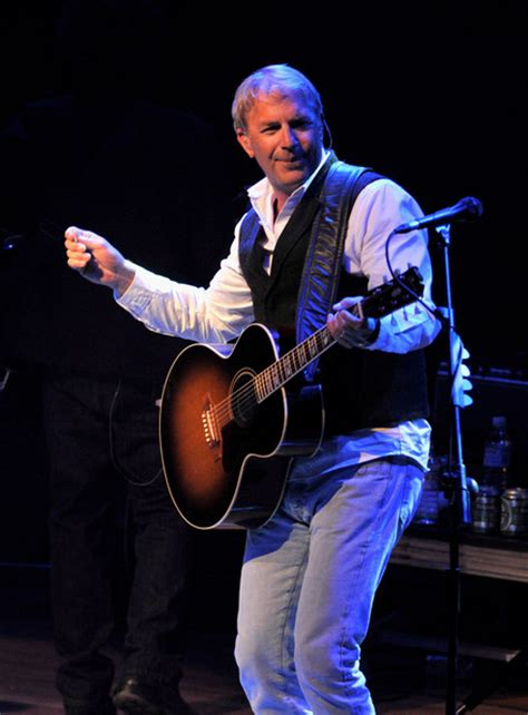 kevin costner and his modern west band performs in concert