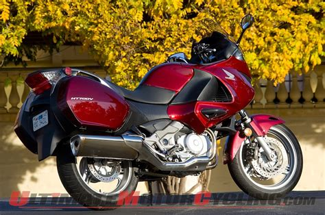 high back wing honda nt700v touring bike review