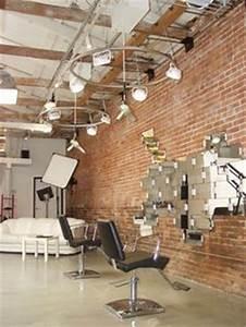 Garage Salon : home salon bazinga hair on pinterest cleanses hair salons and small salon ~ Gottalentnigeria.com Avis de Voitures