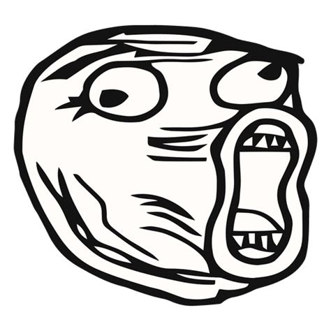 Meme Faces Png - list of synonyms and antonyms of the word lol face transparent