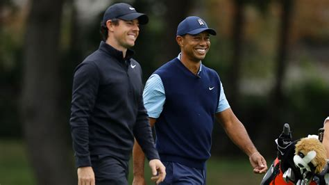 Watch: Rory McIlroy nearly holes out from fairway with ...