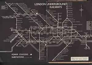 Historical Map  Diagram Showing London U2019s